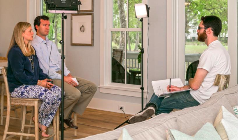 Charleston Home + Design Feature | Shelter Custom-Built Living