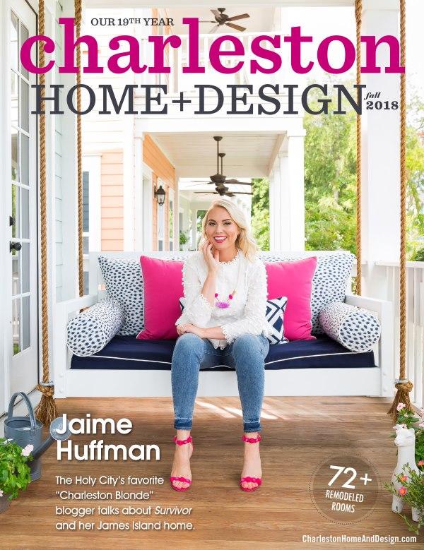 Chalreston Home Design Fall 2018 Cover