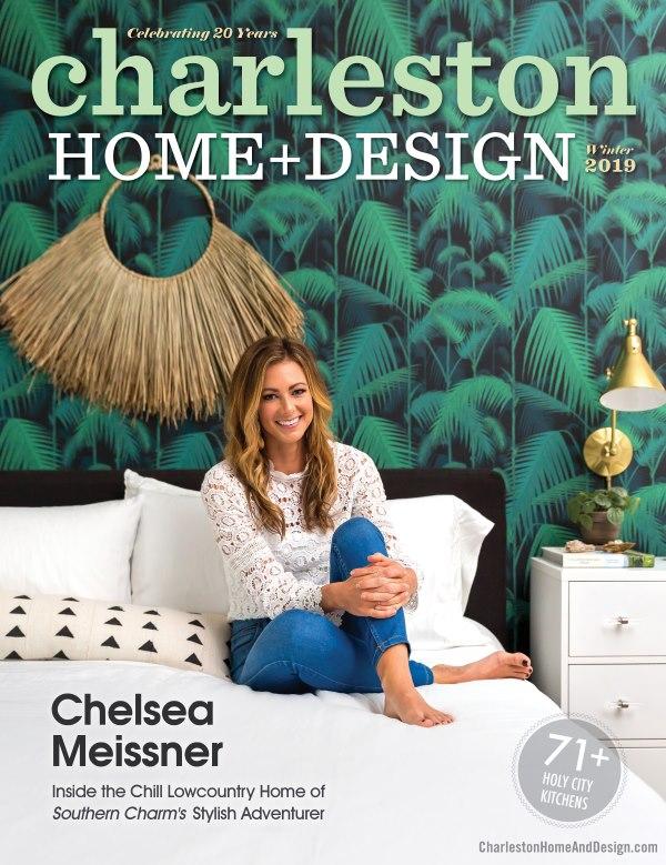 Chalreston Home Design Winter 2019 Cover