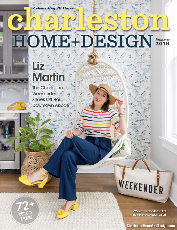 Charleston Home and Design Summer 2019