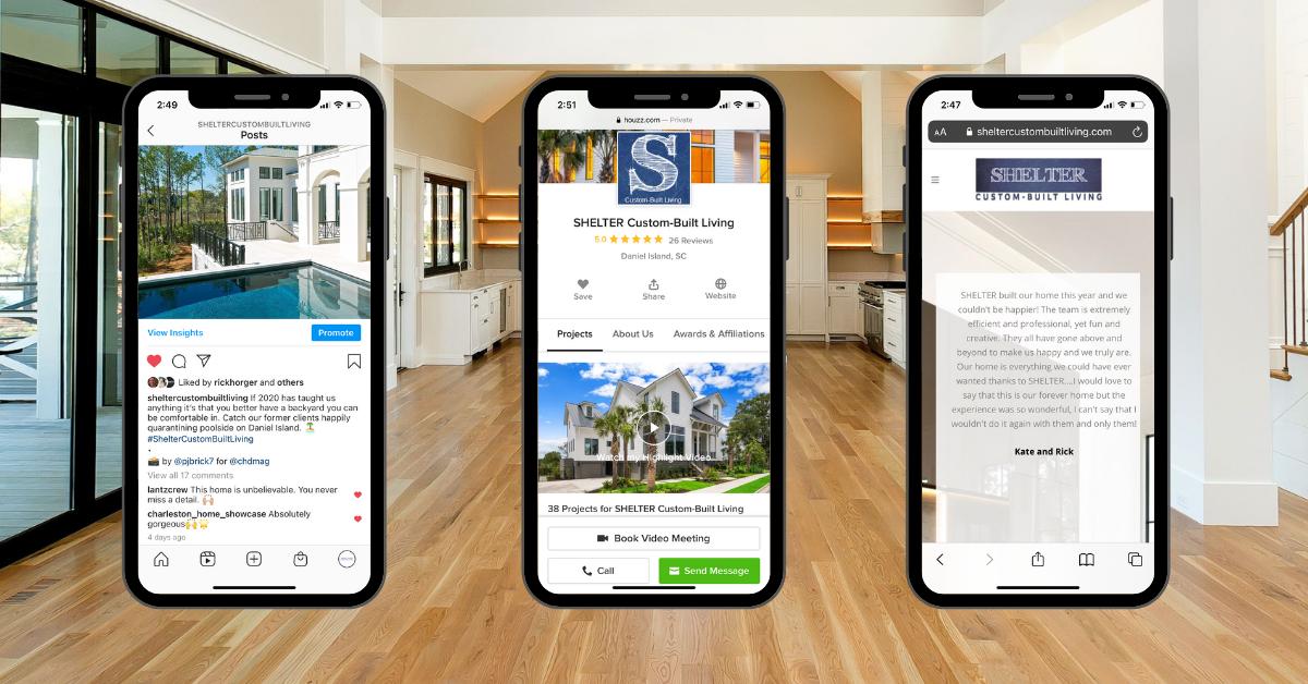 Researching Custom Home Builders